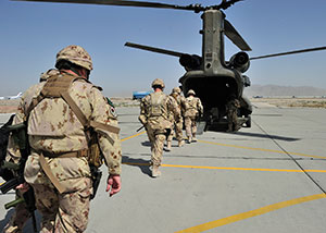 Using Conflict Management Concepts with Canadian Forces Personnel Overseas