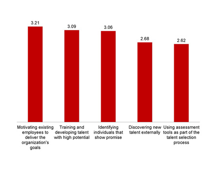Figure 4 - Talent Management Opinion Poll