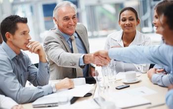 Building Business Partnerships