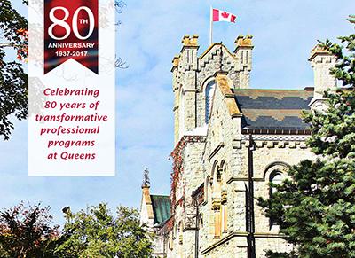 Celebrating 80 years of transformative professional programs