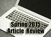Spring 2015 Article Review
