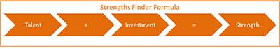 Strengths Finder system